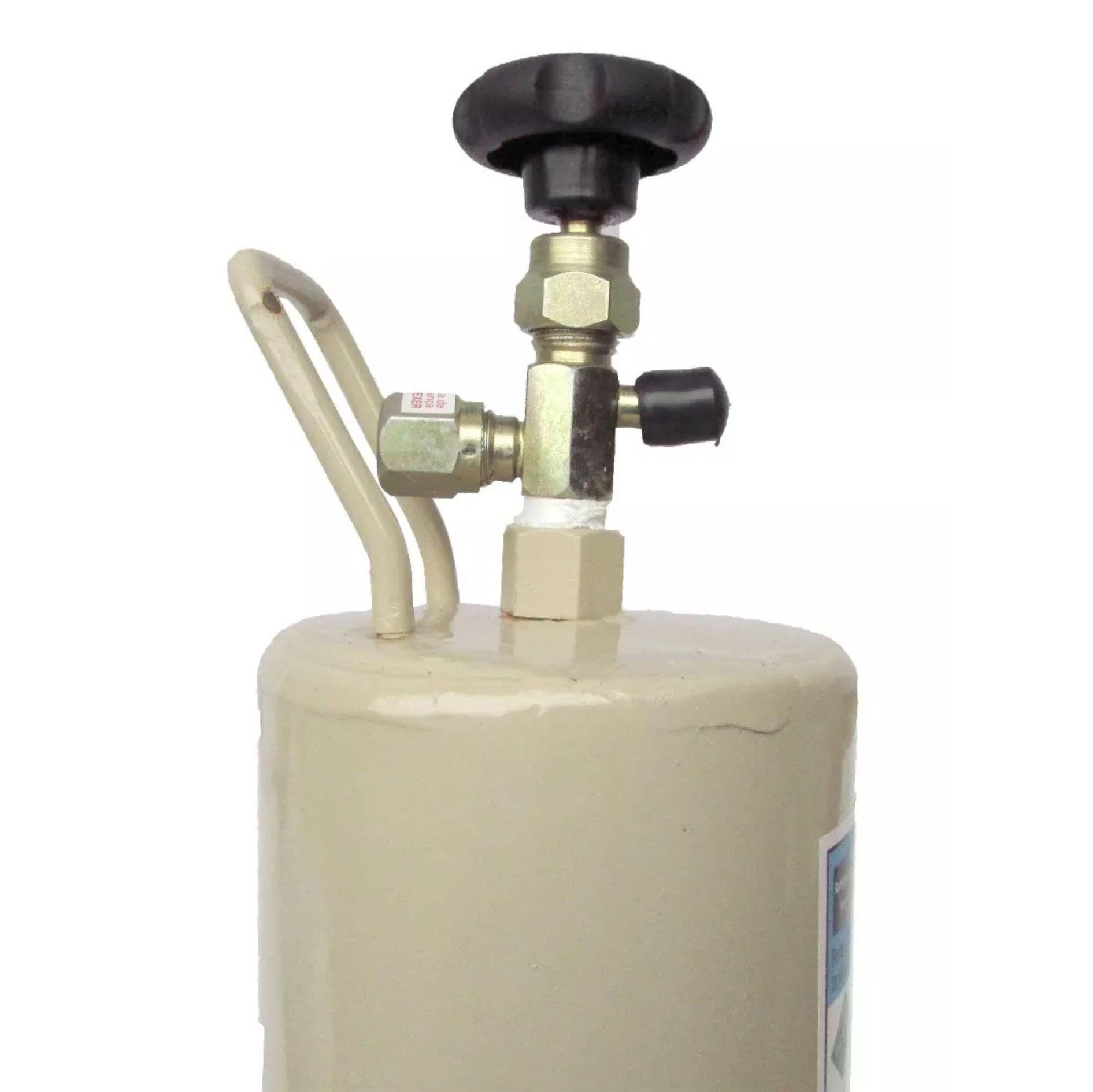 Cilindro para Transporte de Gás Refrigerante R12 / R22