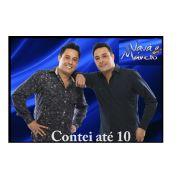 CD Promo Vavá e Márcio - Contei até Dez (Raridade)