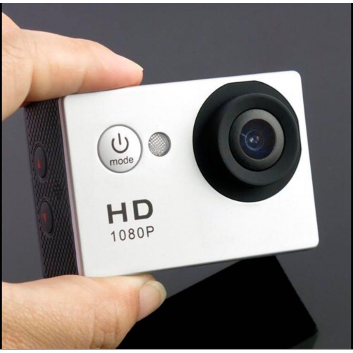 Câmera Go Sport Pro Wi-fi Lcd Hd 1080p Prova D'agua