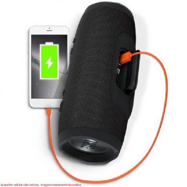 Jbl Charge 3 Bluetooth Caixa De Som Portátil