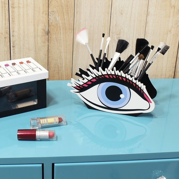 Caixa Display de Maquiagens Olho