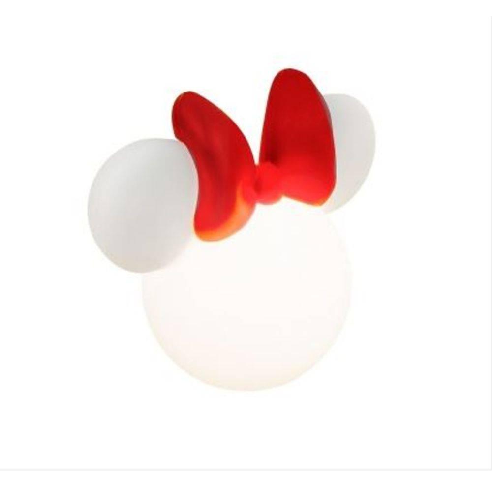 Luminária de Mesa Minnie Mouse