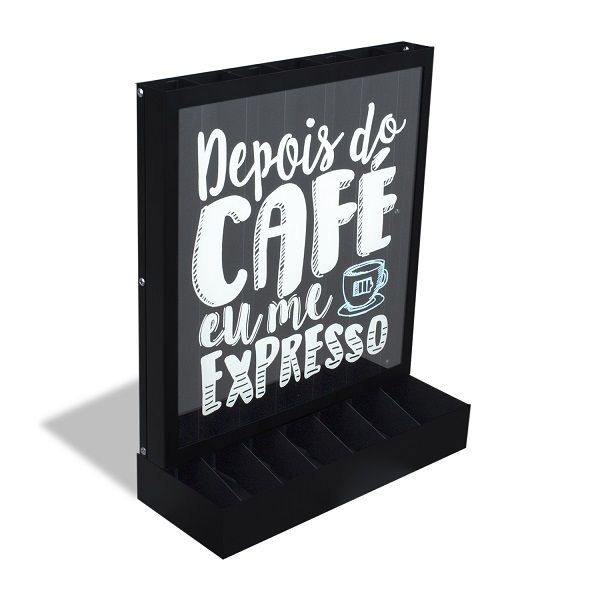 Porta Cápsulas de Mesa Expresso Para Capsulas Nexpresso