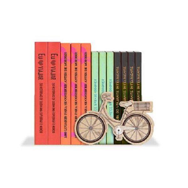 Suporte Aparador de Livros, DVD, Cd, Bicicleta Explore