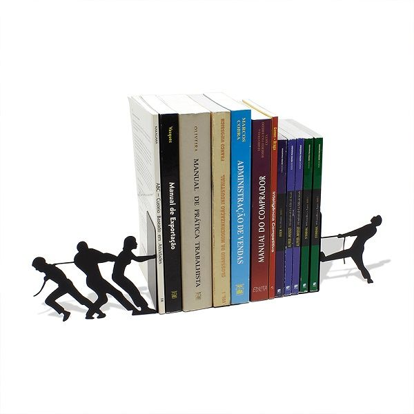 Suporte Aparador de Livros, DVD, Cd, Cabo de Guerra