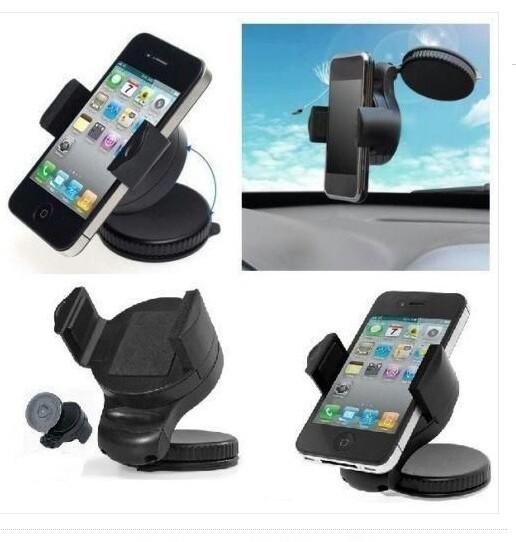Universal Mobile Phone Holder Pára-brisa Do Carro