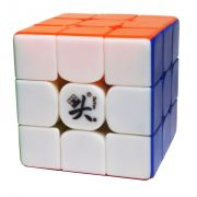 3x3x3 Dayan Zhanchi Stickerless 2018
