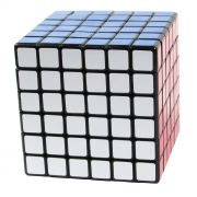 6x6x6 Shengshou Preto