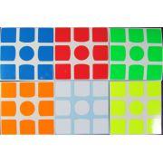 Adesivo 3x3x3 Gan 356