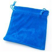 Mini Bolsa Azul Para Cubo Mágico