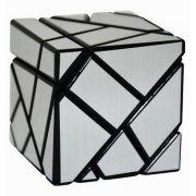 3x3x3 Ghost Cube Prata