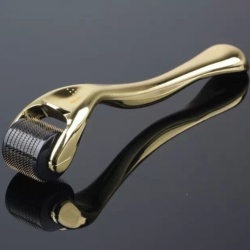 Dermaroller 2.5mm - GOLD