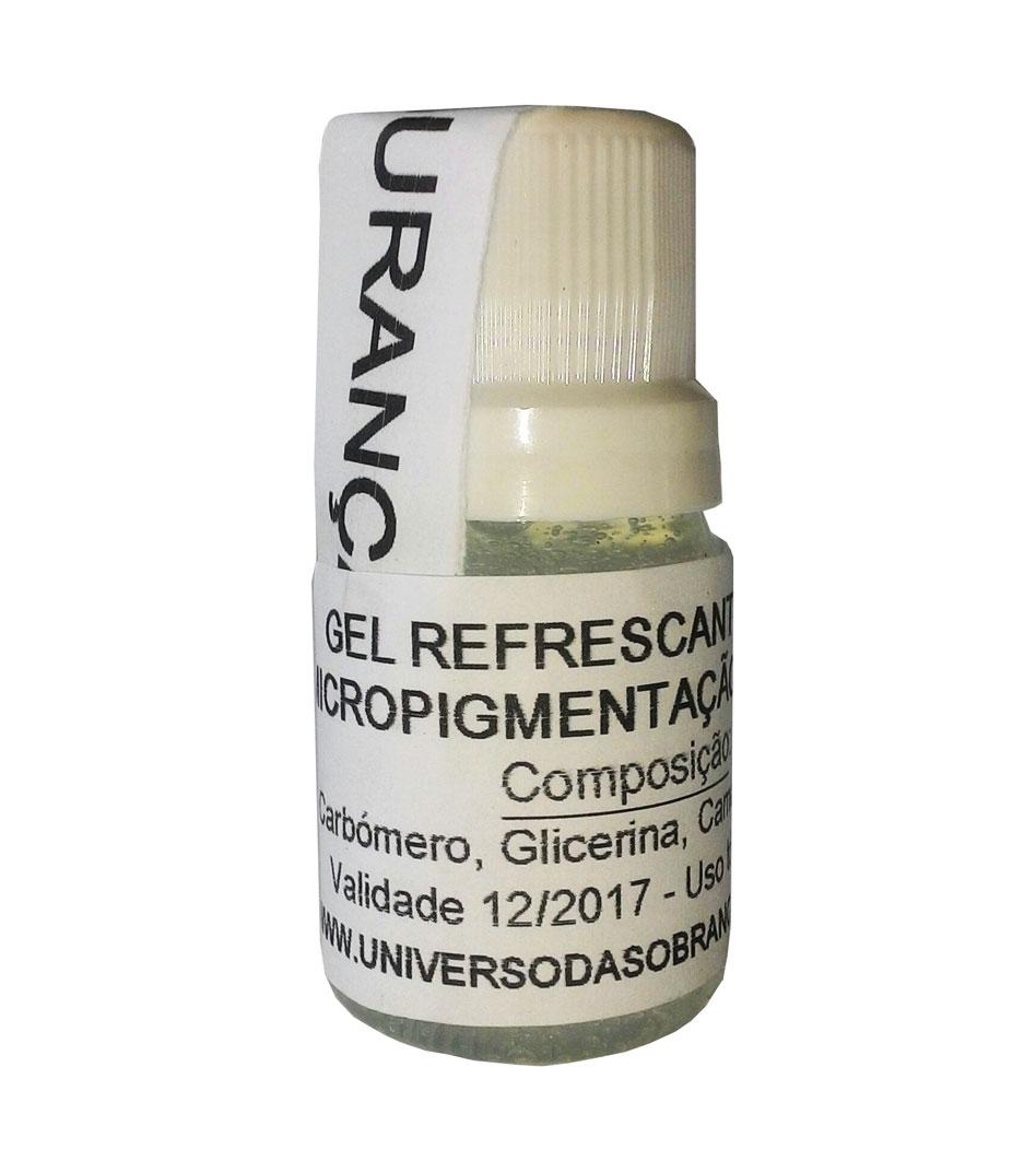 Gel Refrescante para Micropigmentação e Tebori
