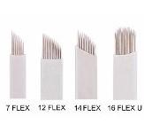 Lâmina 14 Flex (5 unid.) - 0,18mm