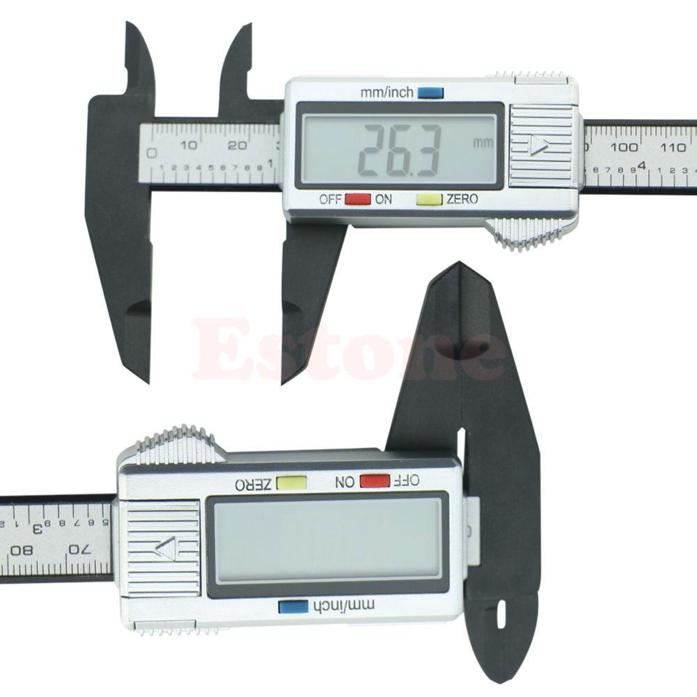 Paquímetro Digital para Medição de Sobrancelhas