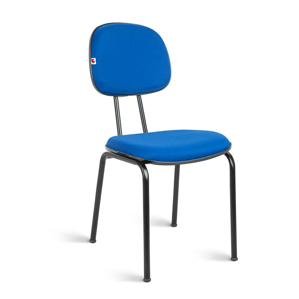 Cadeira Fixa Secretária Bolt