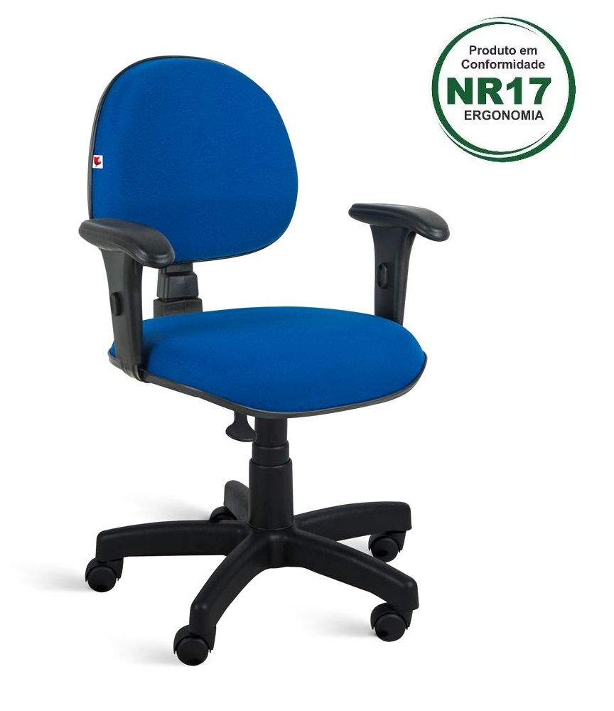 Cadeira Giratória Zeus Executiva Back System