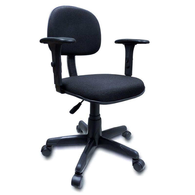 Cadeira Secretária Bolt com Braço Regulável