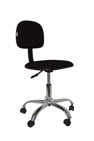 Cadeira Secretária Giratória Polo CR