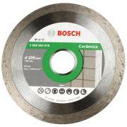 Disco Bosch Diamantado Standard Universal 105mm 676