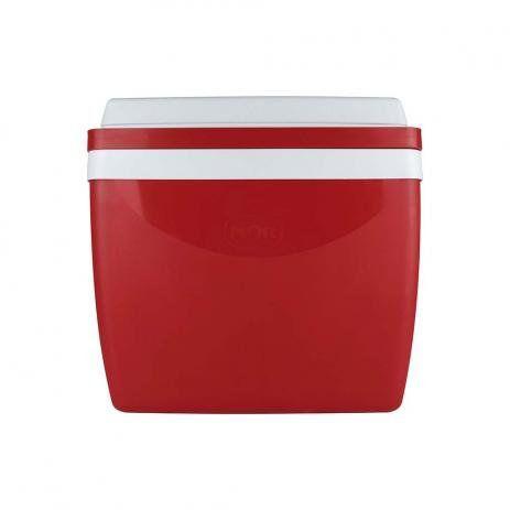 Caixa Térmica 26 Litros Vermelha - MOR   - Casa São Luiz