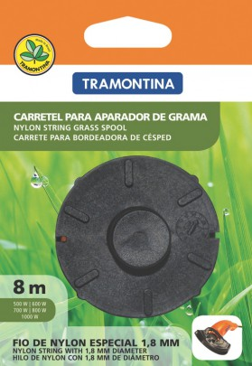 Carretel de 1 Fio de Nylon, 1,8mm  - Casa São Luiz