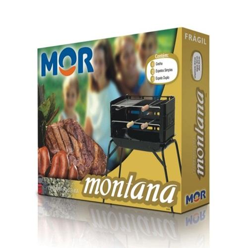 Churrasqueira Montana - MOR  - Casa São Luiz