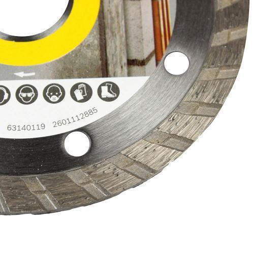 Disco Diamantado Standard Turbo Universal 105mm 675  - Casa São Luiz