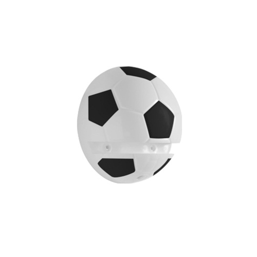 Suporte para Prateleira formato Bola de Futebol - Prat-K  - Casa São Luiz