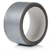 Fita Silver Tape Cinza 48x9 - Masterfix