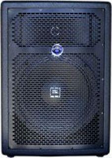Caixa Acústica Turbox Tba1500p Fal15 Passiva 200wrms