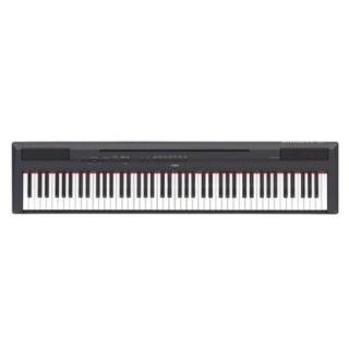 Piano Yahama  P115 Digital 88 Teclas Pesada Preto