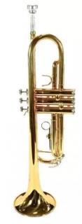 Trompete Jahnke Jtr001lq Sib. Laqueado