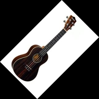 Ukulele Shelby Su23r Concert Madeira Escura