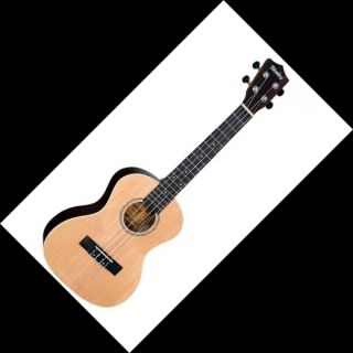 Ukulele Shelby Su25r Tenor Natural Claro