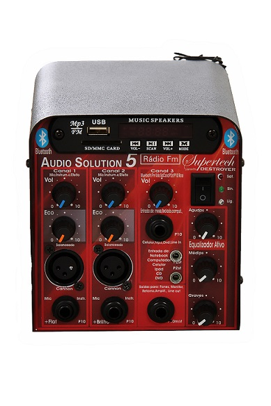 AUDIO SOLUTION 5 SUPERTECH