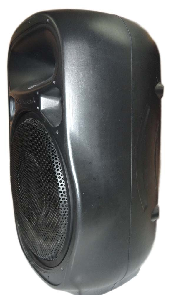 CAIXA ATIVA SUPERTECH PE15 268WR BLUETOOTH.USB/SD/FM FALANTE 15.2  2CANAIS D10 CONTROLE REMOTO