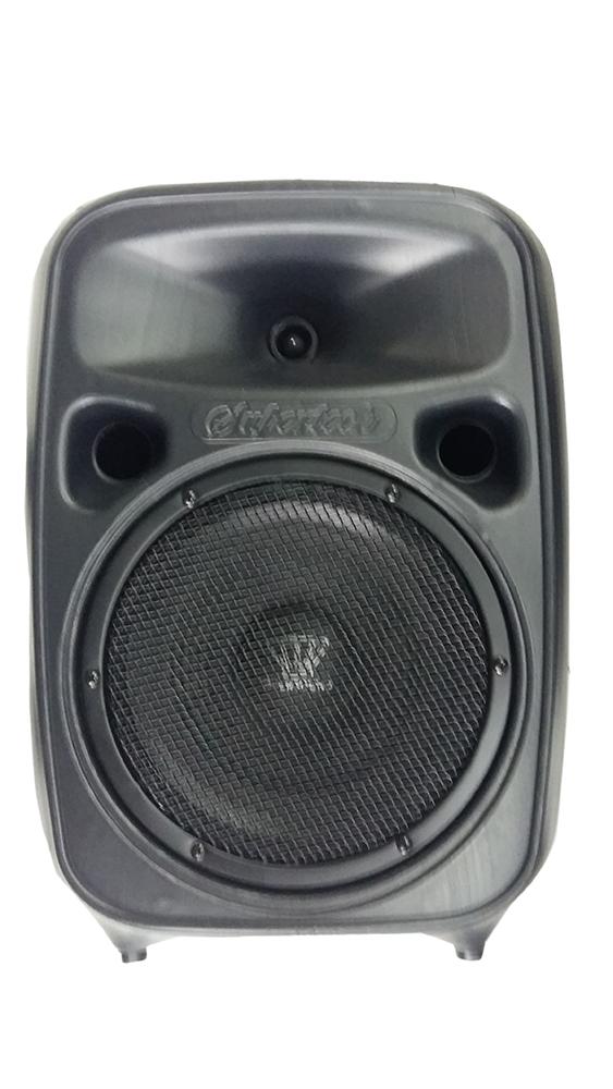 CAIXA ATIVA SUPERTECH  TURBINADA PE10 575WR 1 CANAL BLUETOOTH.USB/SD/FM
