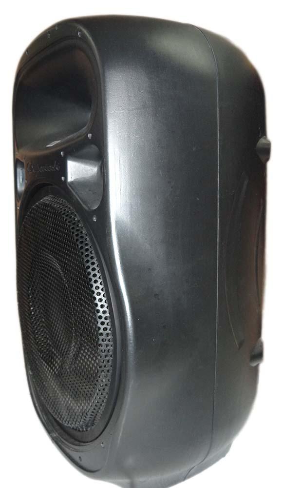 CAIXA ATIVA SUPERTECH TURBINADA PE15 432WR 1 CANAL BLUETOOTH/USB/SD/FM