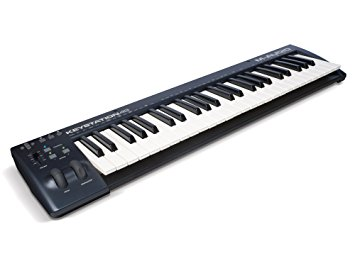 CONTROLADOR M-AUDIO KEYSTATION 49II USB/MIDI 49TECLAS