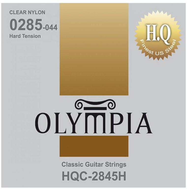 ENCORDOAMENTO PARA VIOLÃO OLYMPIA HQC2845H NYLON TENSÃO ALTA
