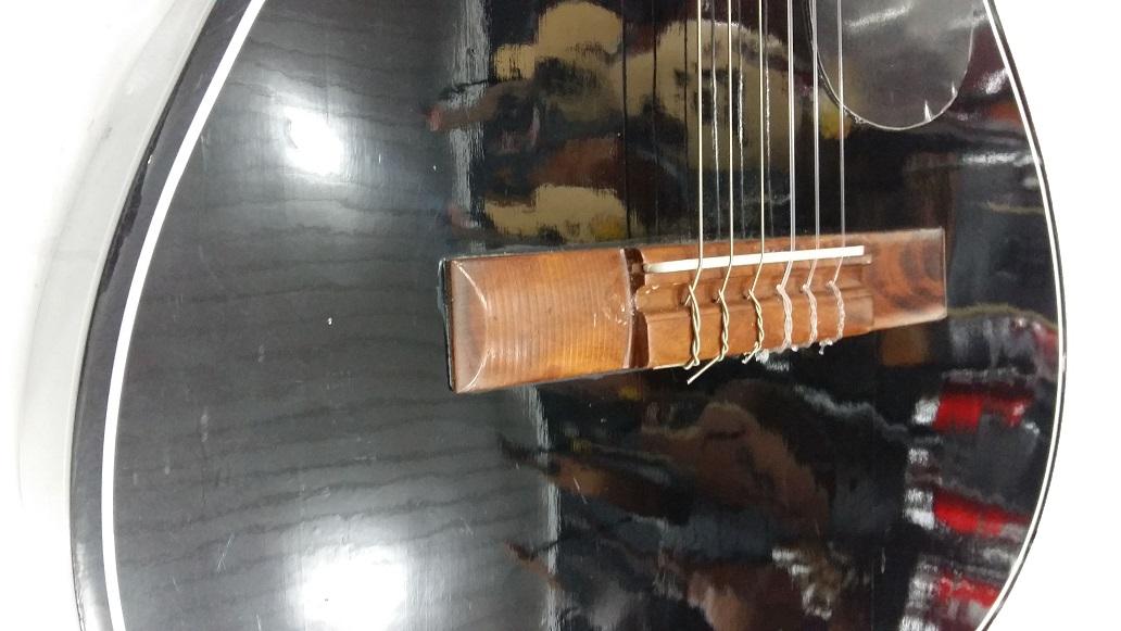 Violão Passion Aço Cutway Estudante Acústico Preto