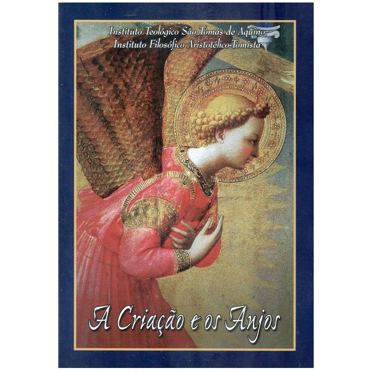 Conheça Sua Fé - Livro A Criação e os Anjos