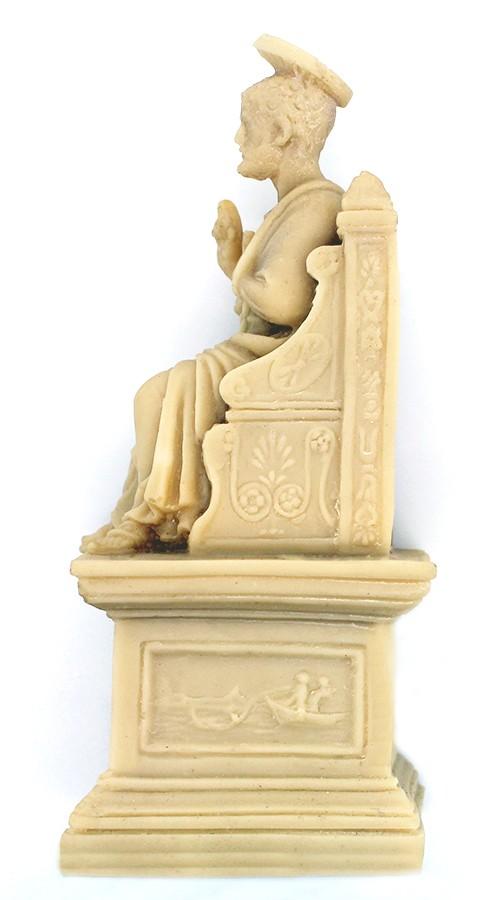 Imagem Escultura São Pedro - 9cm