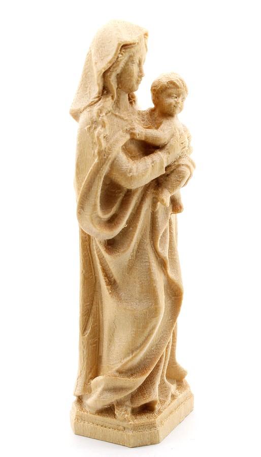 Imagem Escultura N.Sra Auxiliadora - madeira - 7,5cm