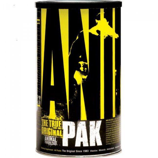 Animal Pak Suplemento Alimentar 44 packs - Universal IMPORTADO