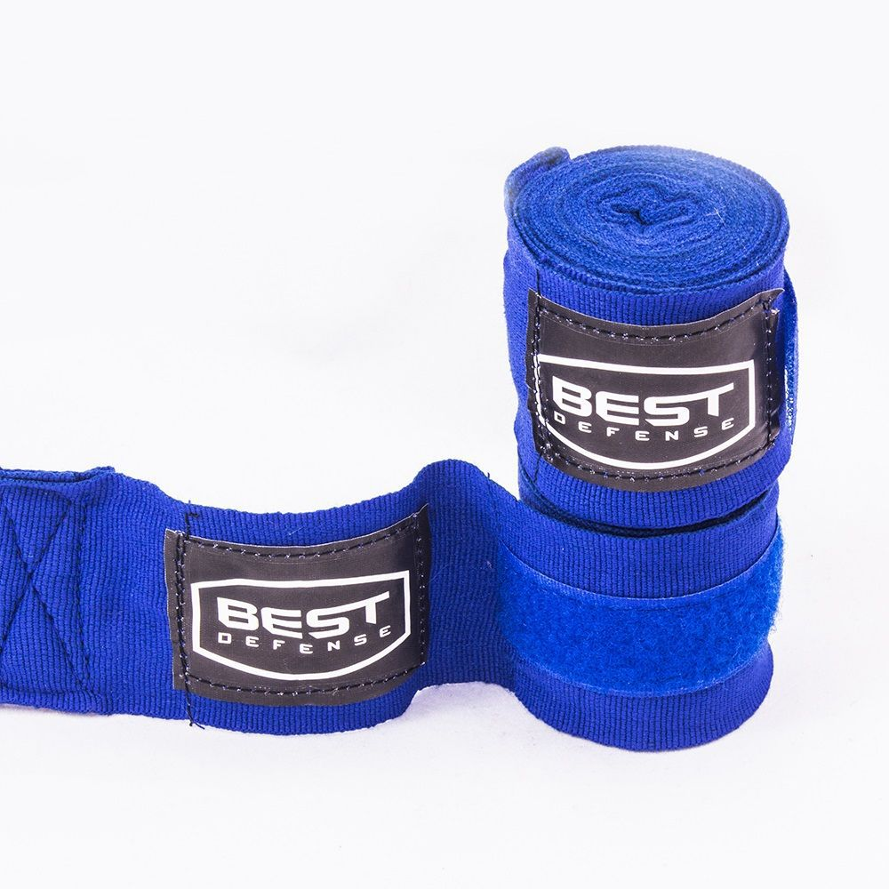 Bandagem Best Defense Azul 3,5