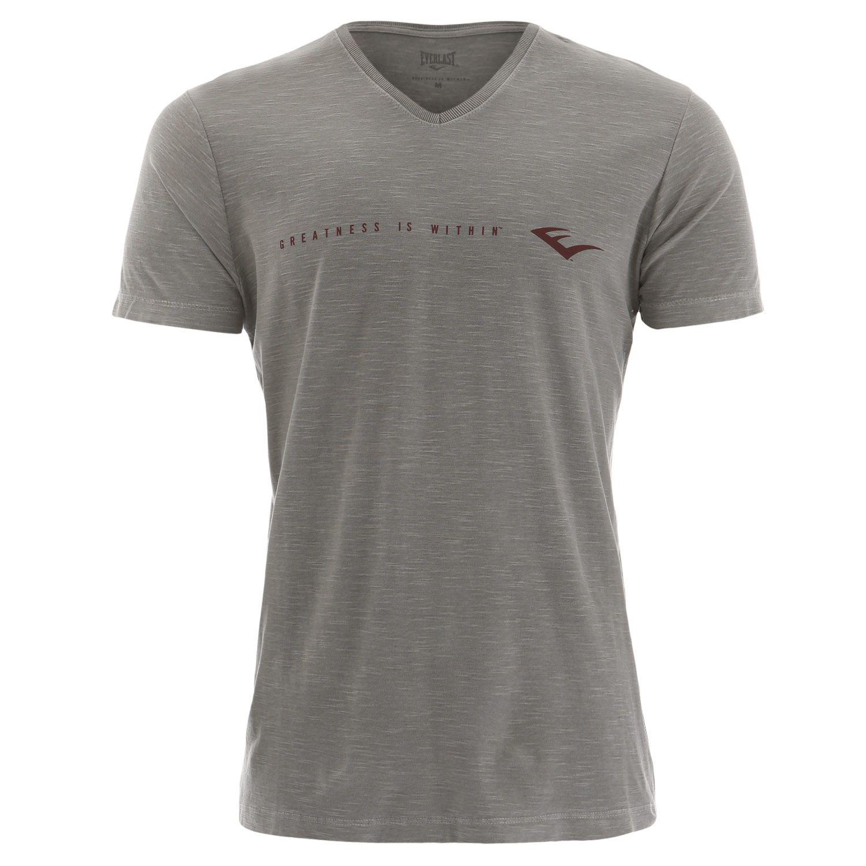 Camiseta Everlast algodão gelo