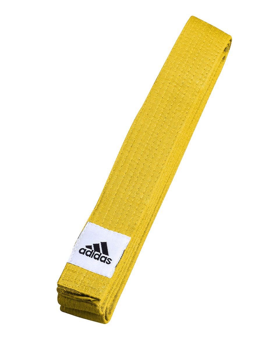 Faixa Amarela Adidas Taekwondo