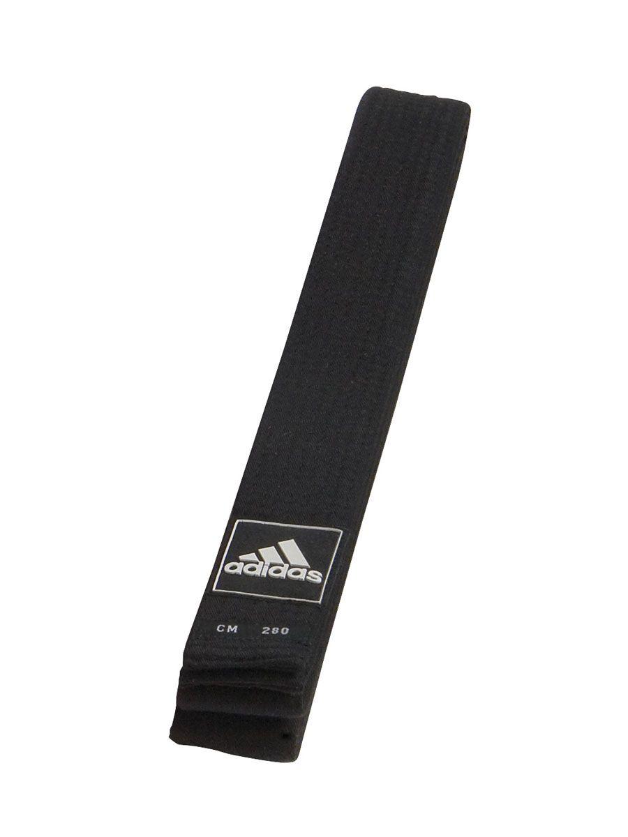 Faixa Preta Adidas Taekwondo 5cm